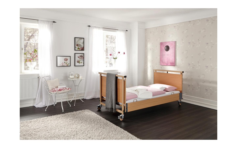 Pflegebett Allura-Mighty II / 120x200 cm