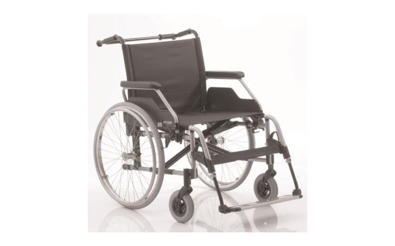 Rollstuhl mieten belastbar bis 160 kg