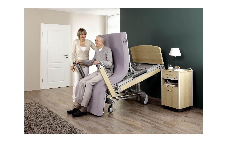 Pflegebett Vertica