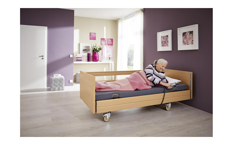 Pflegebett Westfalia IIII