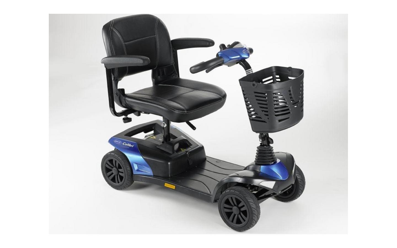Scooter B-R, 8 km/h