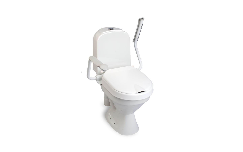 Toiletten-Aufsatz Loo Fix / mit Armlehnen