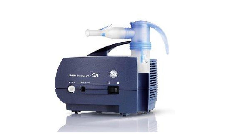 Inhalationsgerät Service und Wartung