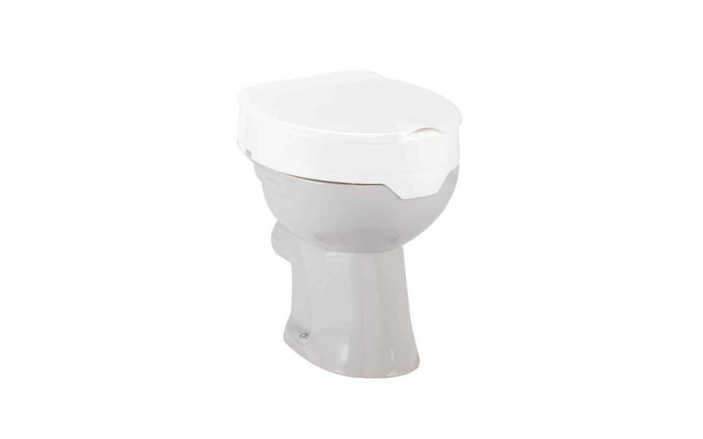 Toiletten-Aufsatz mit Deckel
