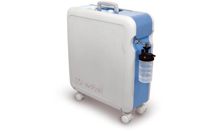 Sauerstoffkonzentrator Kröber 02