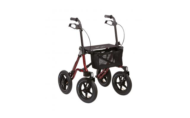 Rollator / Rollmobil Taima XC Luftbereifung