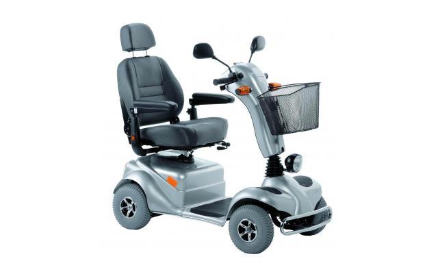 Elektrofahrzeug / Scooter mieten