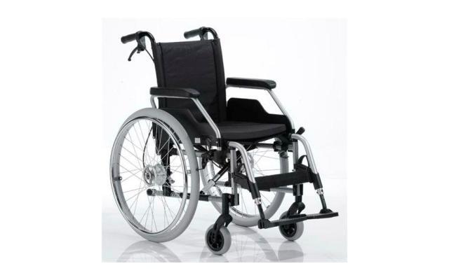 Rollstuhl Eurochair Vario komplett
