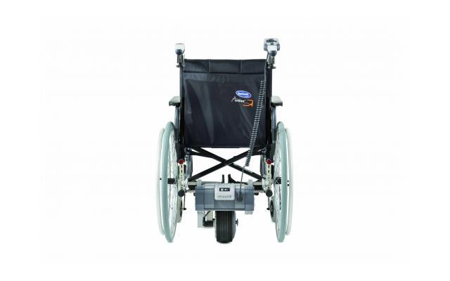 Rollstuhl mit Viamobil Service und Wartung