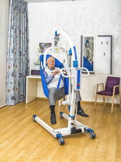 Patientenheber Carlo Comfort Alu EP 230